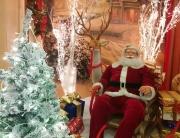 Santa in Mumbai
