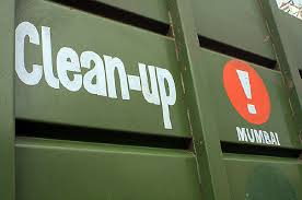 clean up mumbai