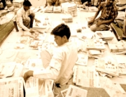newspaper distribution